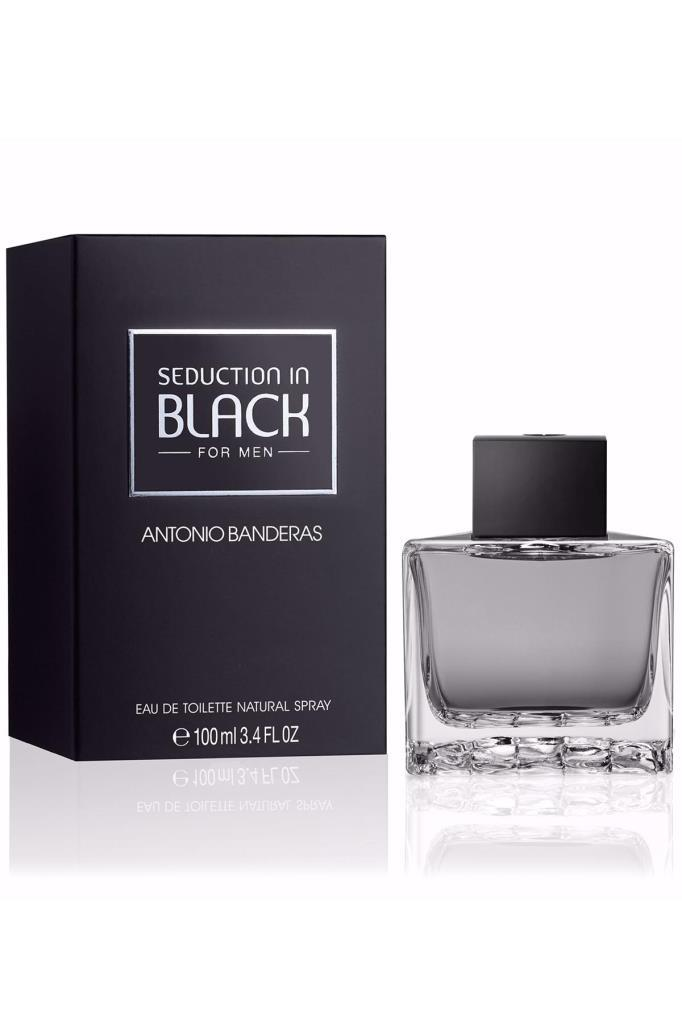 Antonio Banderas Black Seduction EDT 100 ml Erkek Parfüm