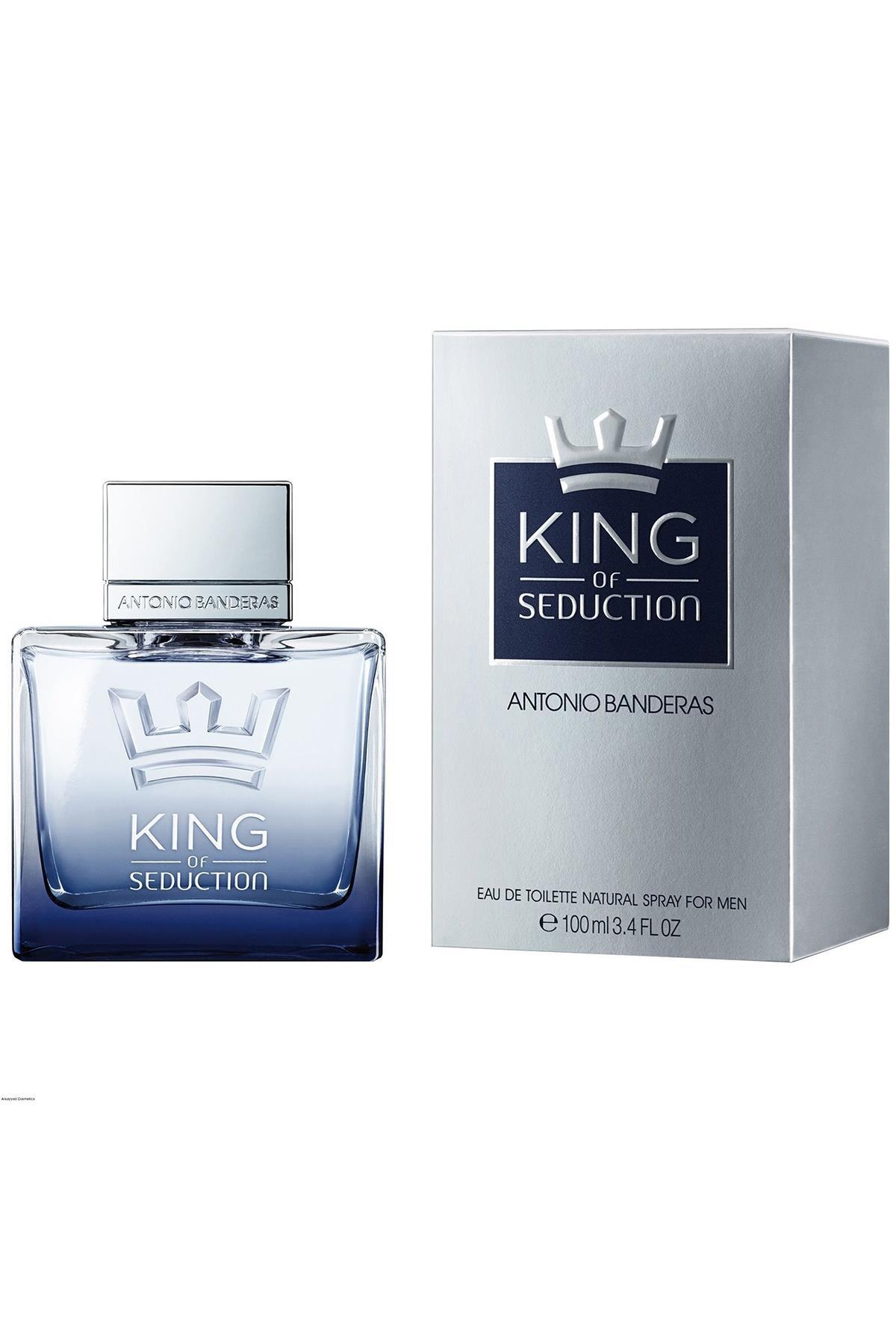 Antonio Banderas King Seduction EDT 100 ml Erkek Parfüm