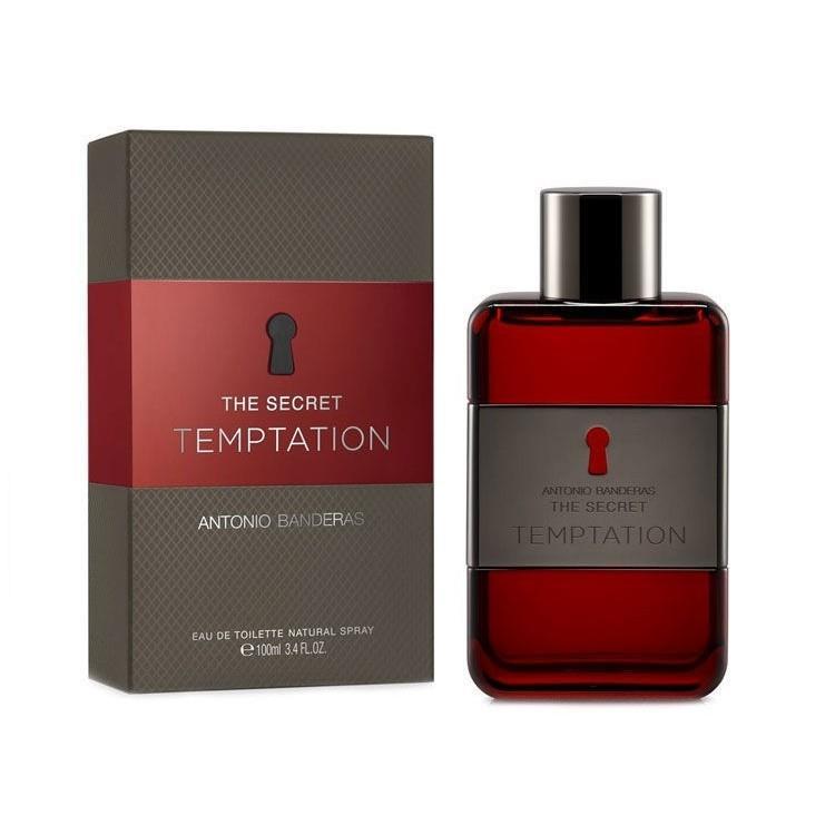 Antonio Banderas The Secret Temptation EDT 100 ml Erkek Parfüm