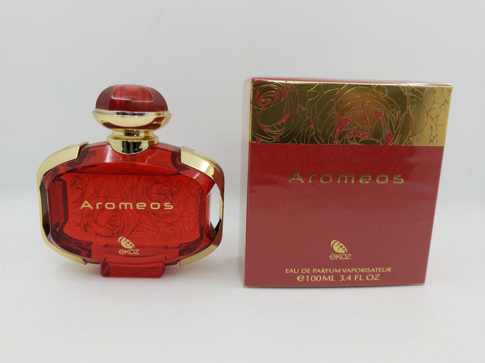 Aromeos EDP 100 ml Kadın Parfüm