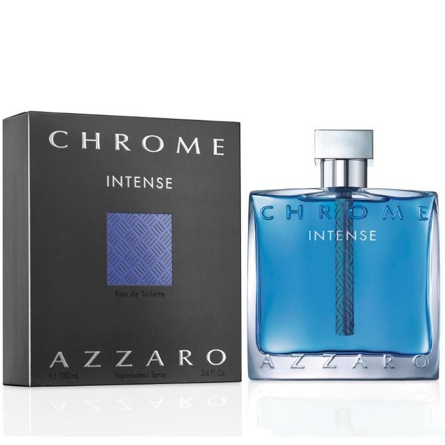 Azzaro Chrome Intense EDT 100 ml Erkek Parfüm
