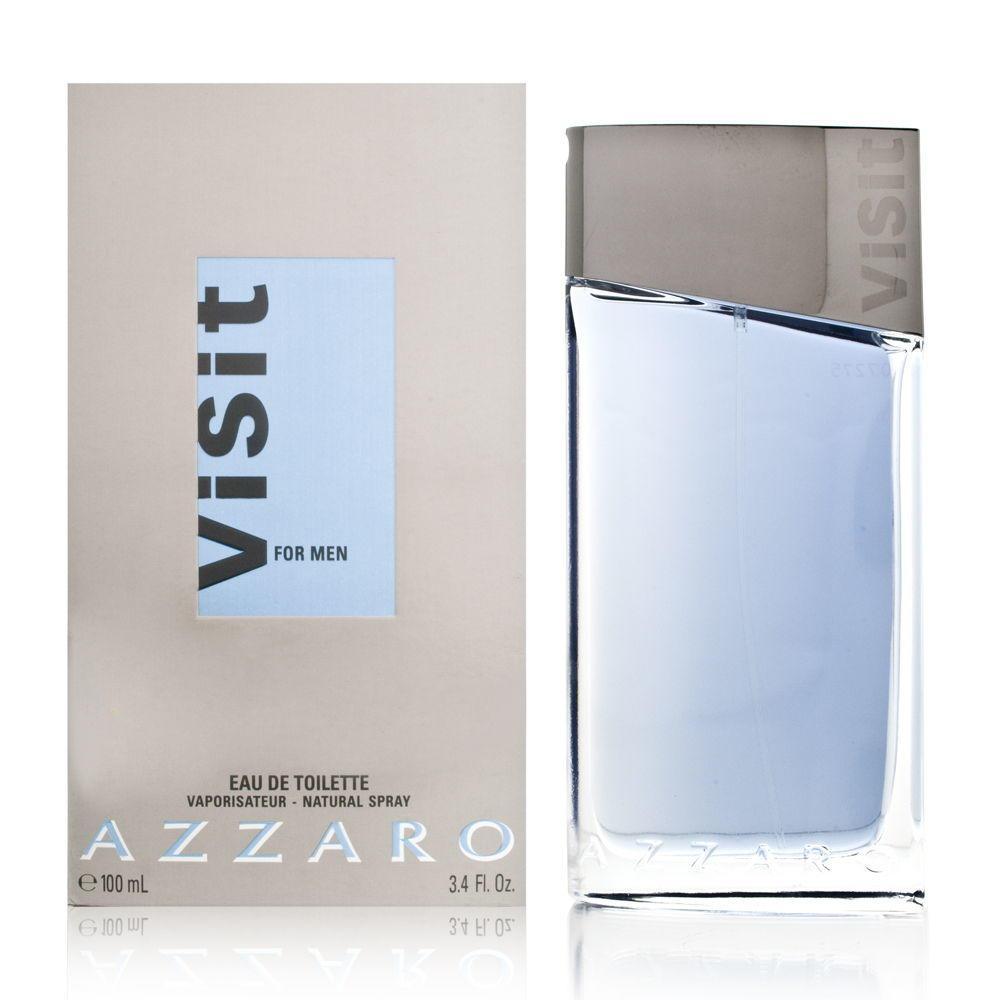 Azzaro Visit EDT 100 ml Erkek Parfüm
