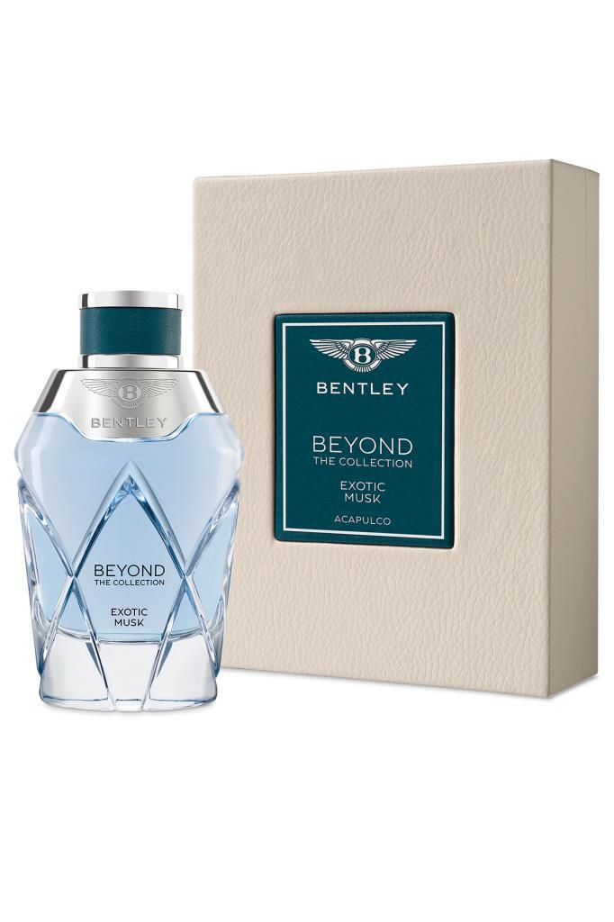 Bentley Beyond The Collection Exotic Musk EDP 100 ml Erkek Parfüm