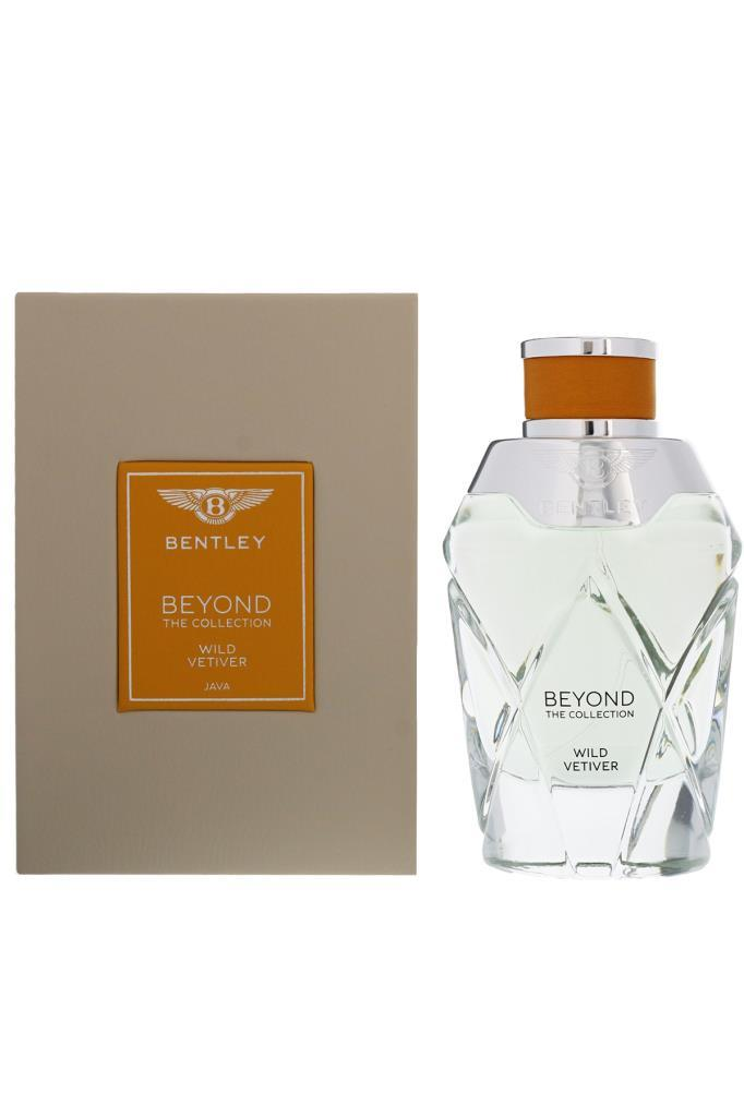 Bentley Beyond The Collection Wild Vetiver EDP 100 ml