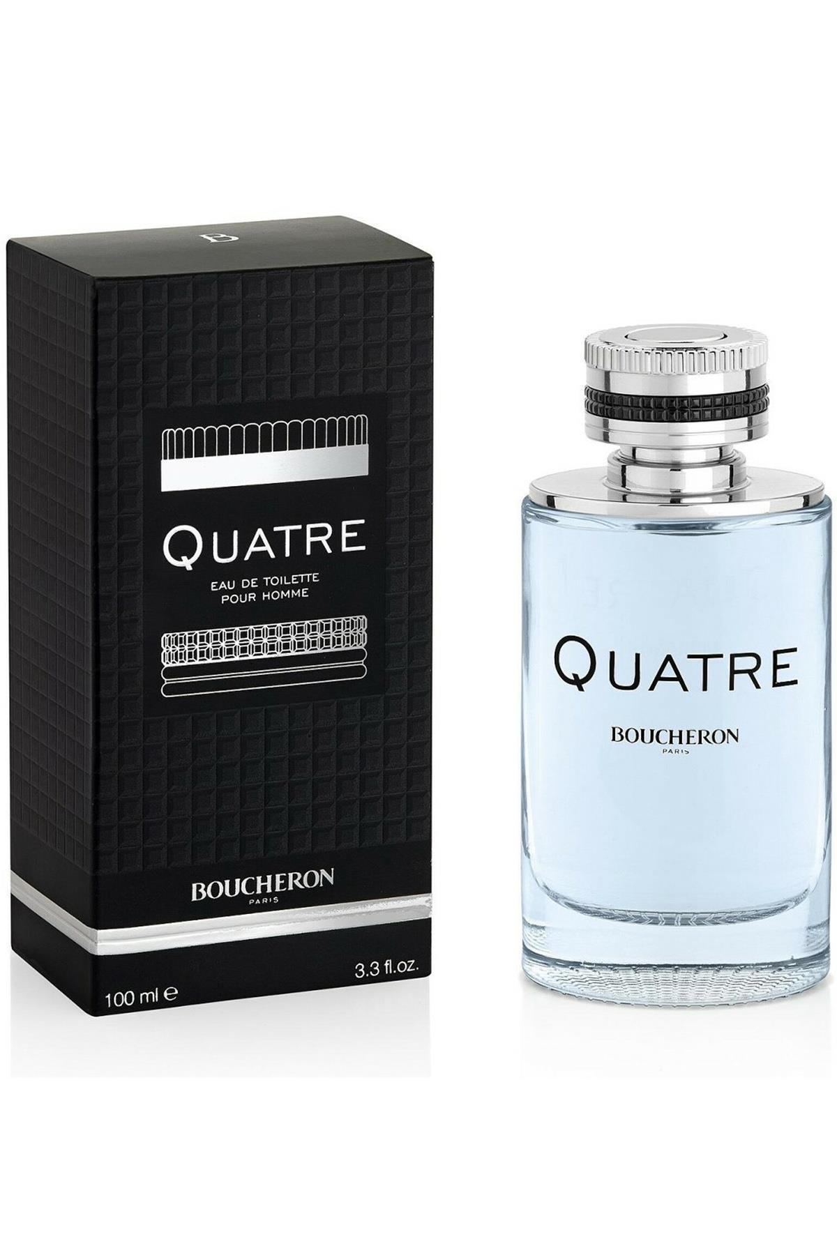 Boucheron Quatre Intense EDT 100 ml Erkek Parfüm