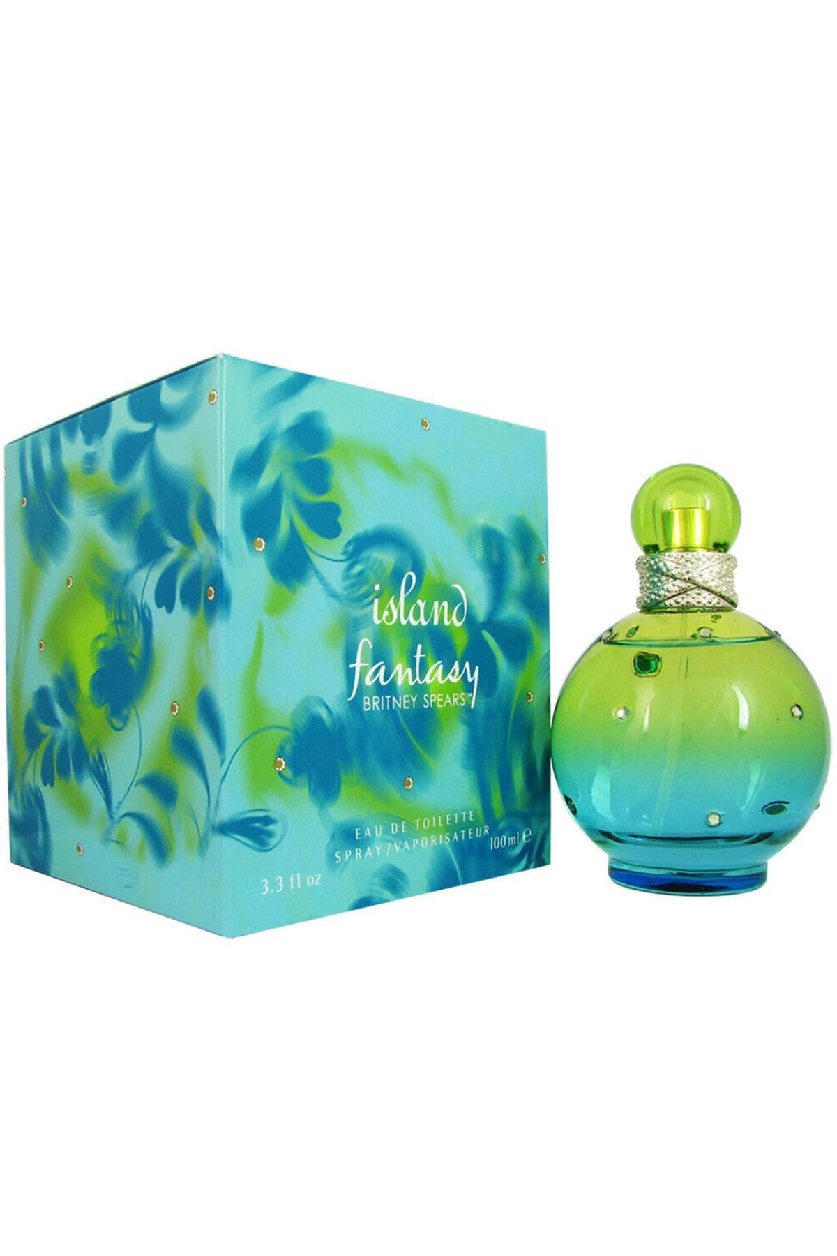 Britney Spears Island Fantasy EDT 100 ml Kadın Parfüm