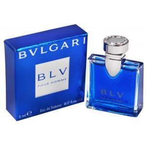 Bvlgari BLV Pour Homme EDT 5 ml Erkek Parfüm