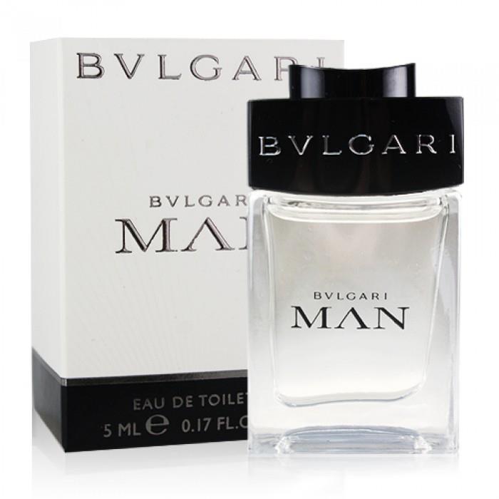 Bvlgari Man EDT 5 ml Erkek Parfüm