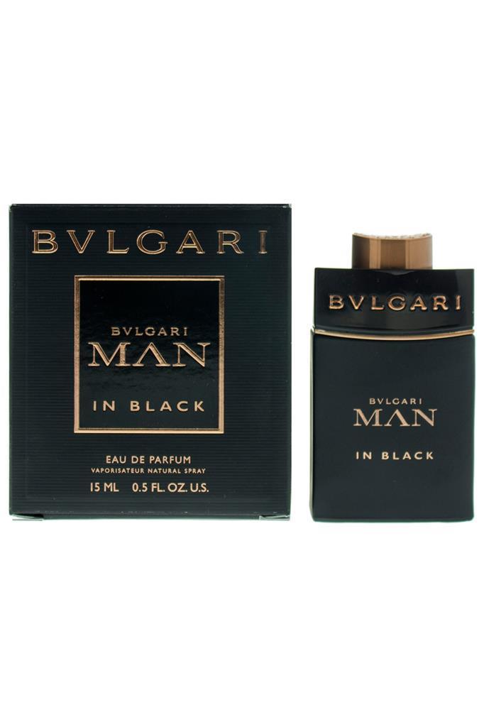 Bvlgarı Man In Black EDP 15 ml Erkek Parfüm