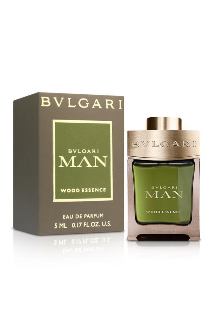 Bvlgarı Man Wood Essence EDP 5 ml Erkek Parfüm