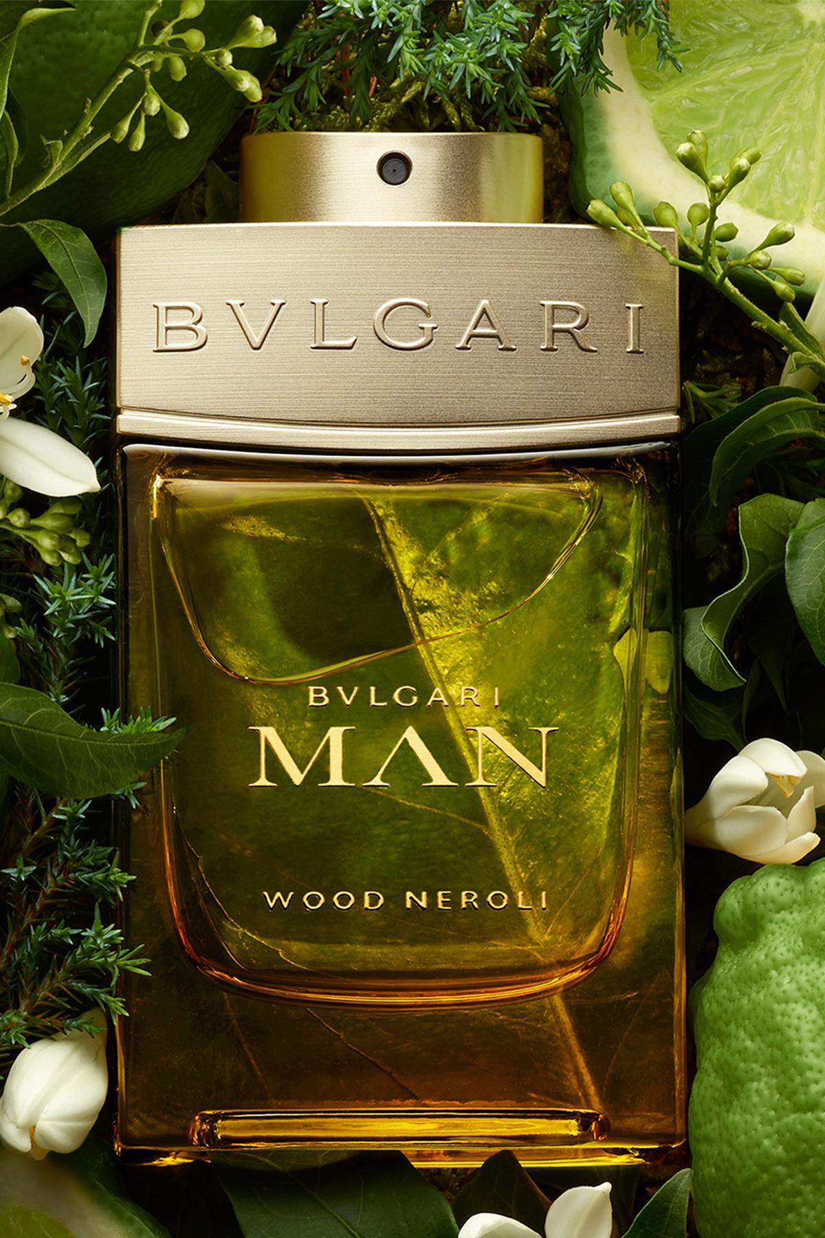 Bvlgari Man Wood Neroli EDP 100 ml Erkek Parfüm