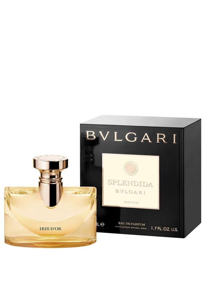 Bvlgari Splendida Iris Dor EDP 50 ml Kadın Parfüm