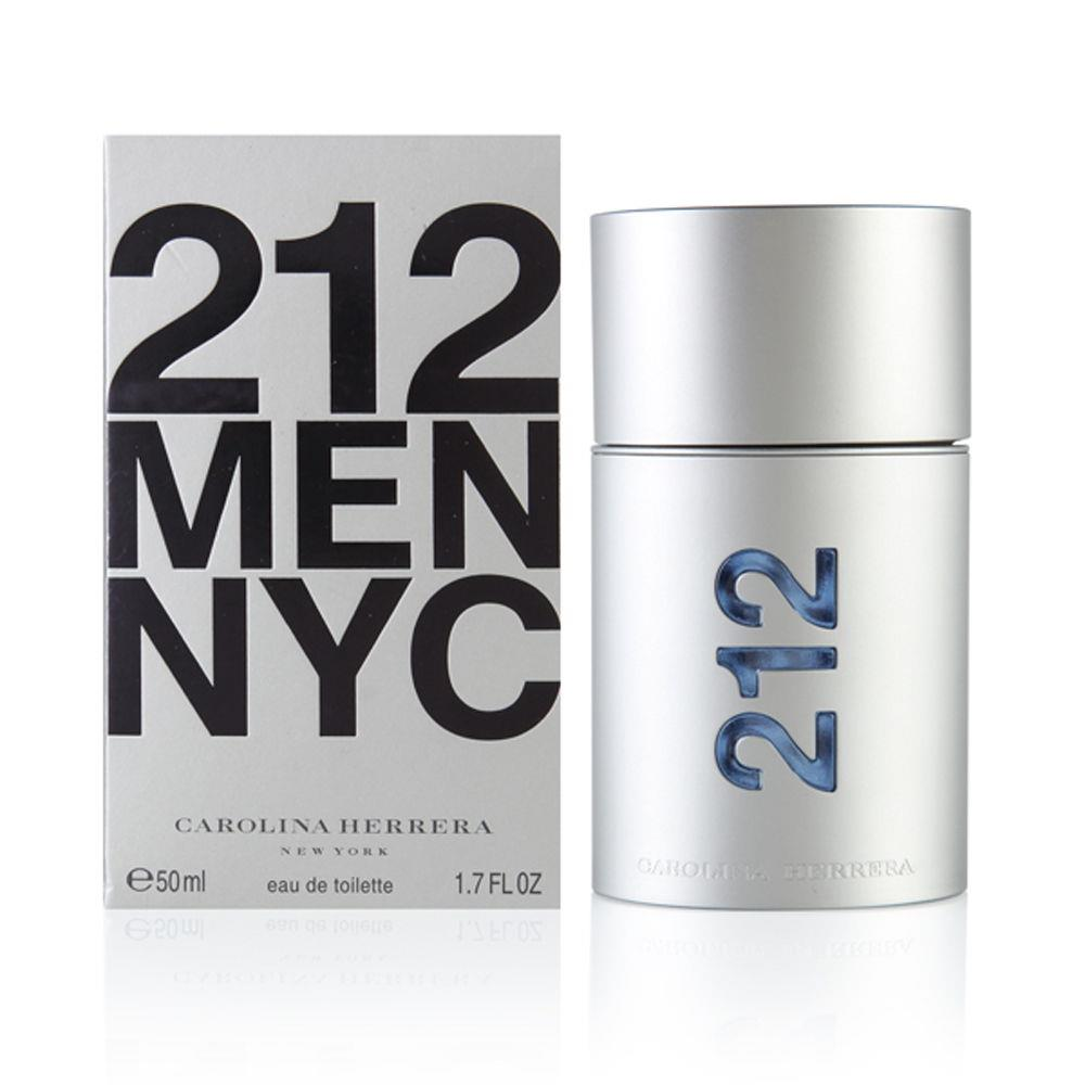 Carolina Herrera 212 Men EDT 50 ML Erkek Parfüm
