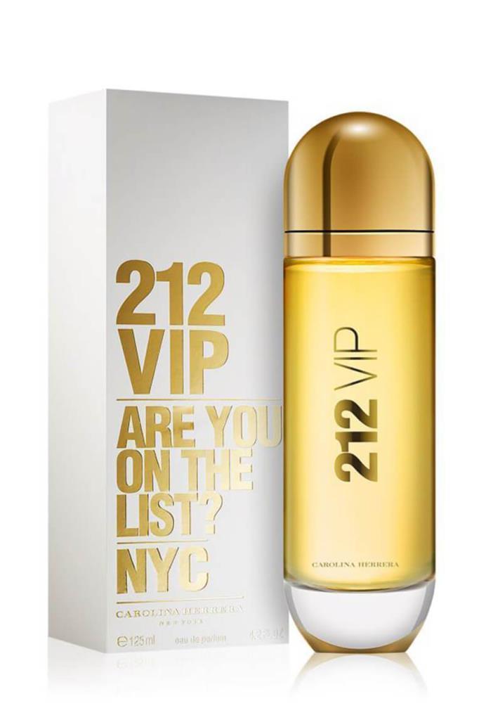Carolina Herrera 212 VIP EDP 125 ml Kadın Parfüm