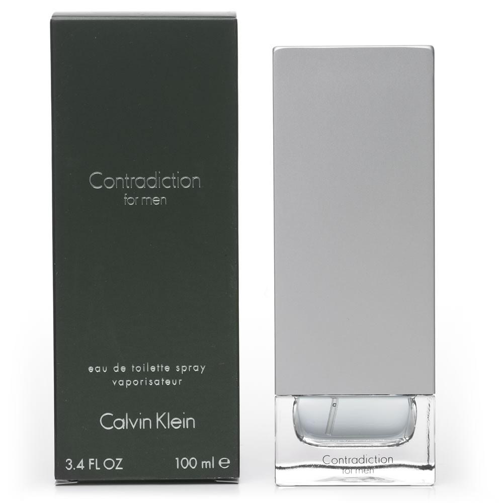 Calvin Klein Contradiction Edt 100ml Erkek Parfümü