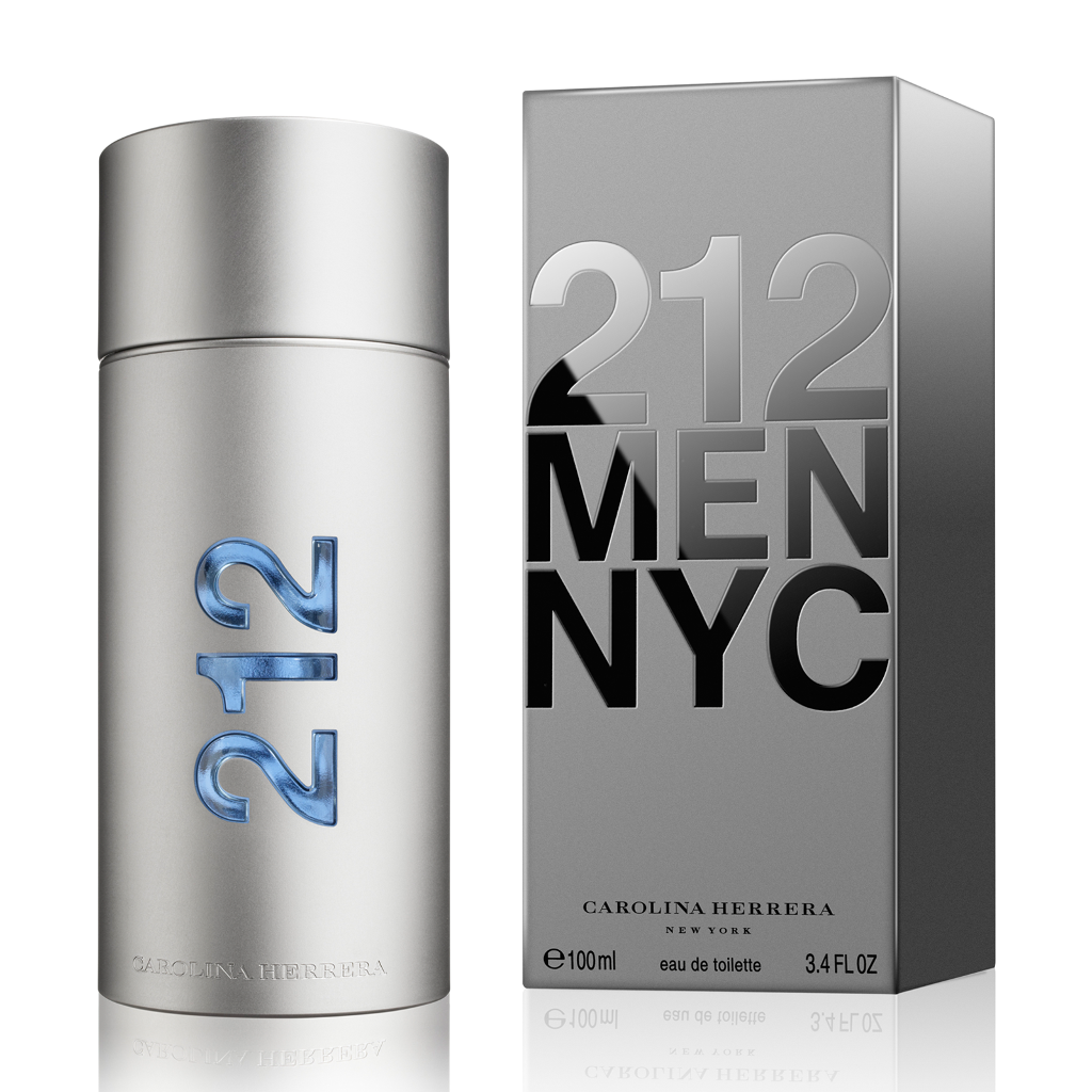 Carolina Herrera 212 Men Edt 100 ml Erkek Parfümü