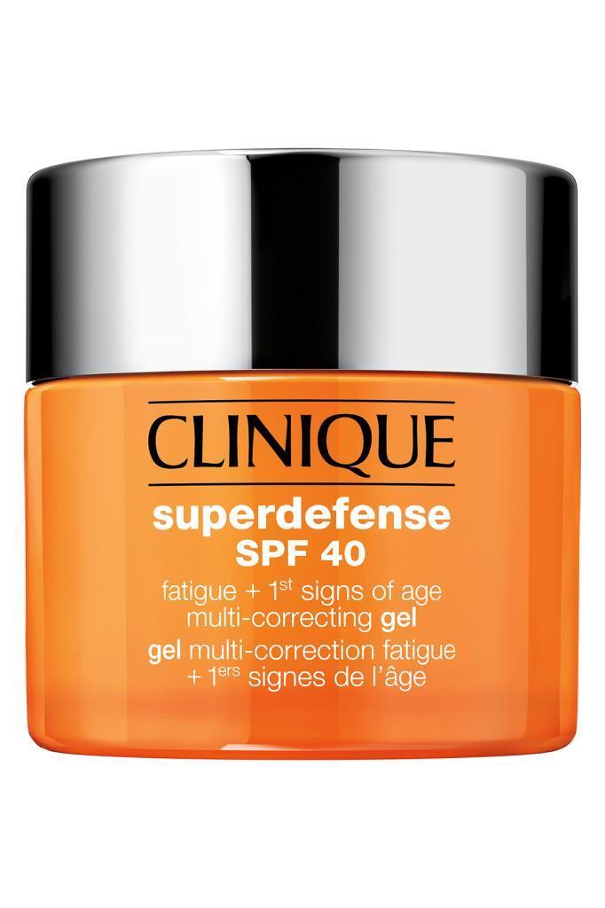 Clinique Superdefense Multi Correcting Jel SPF40 30 ml