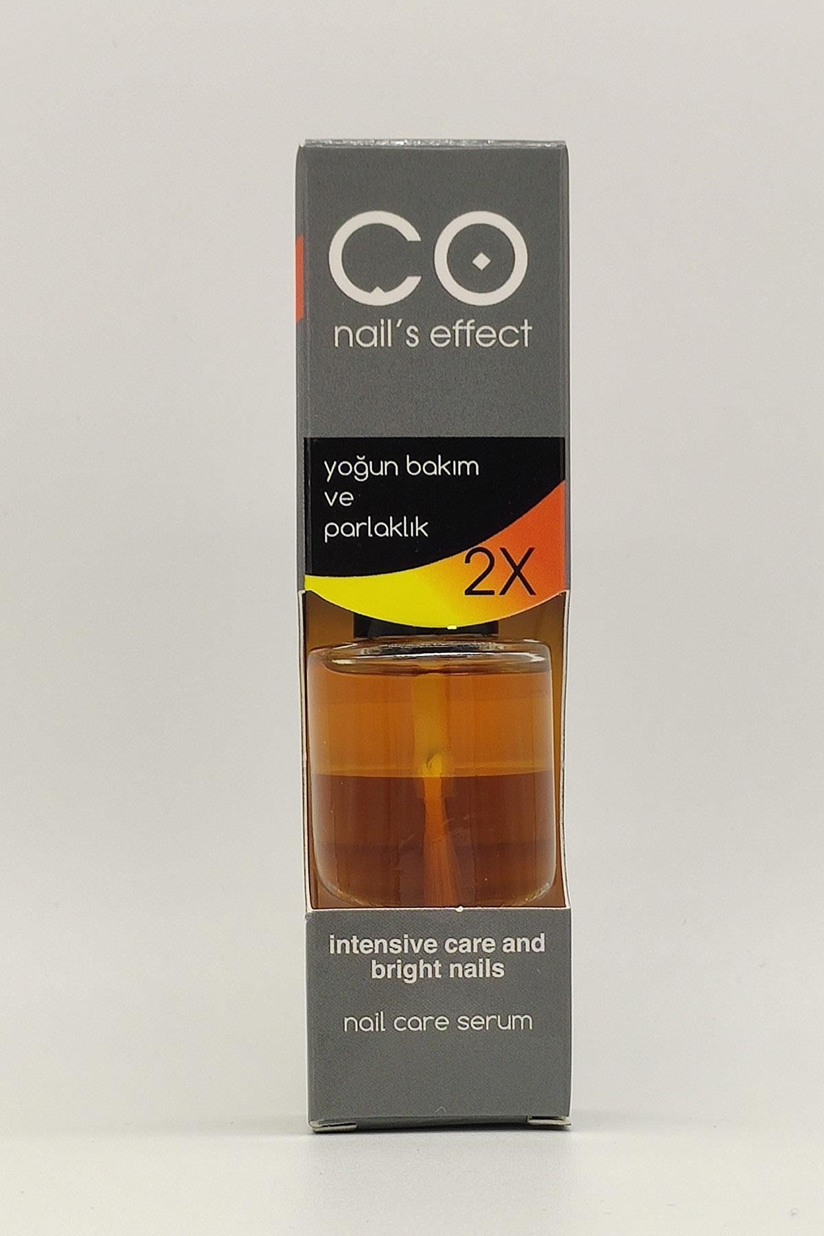 CO Nail's Effect Yoğun Bakım ve Parlaklık 12 ml