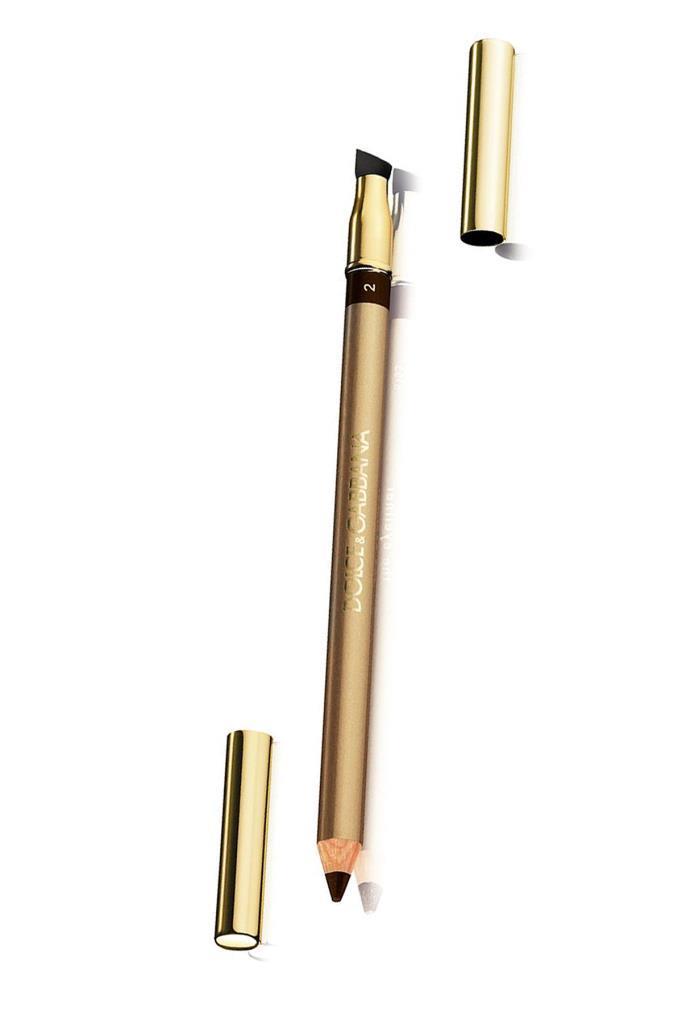 Dolce Gabbana Crayon Intense Eyeliner 10 Chocolate