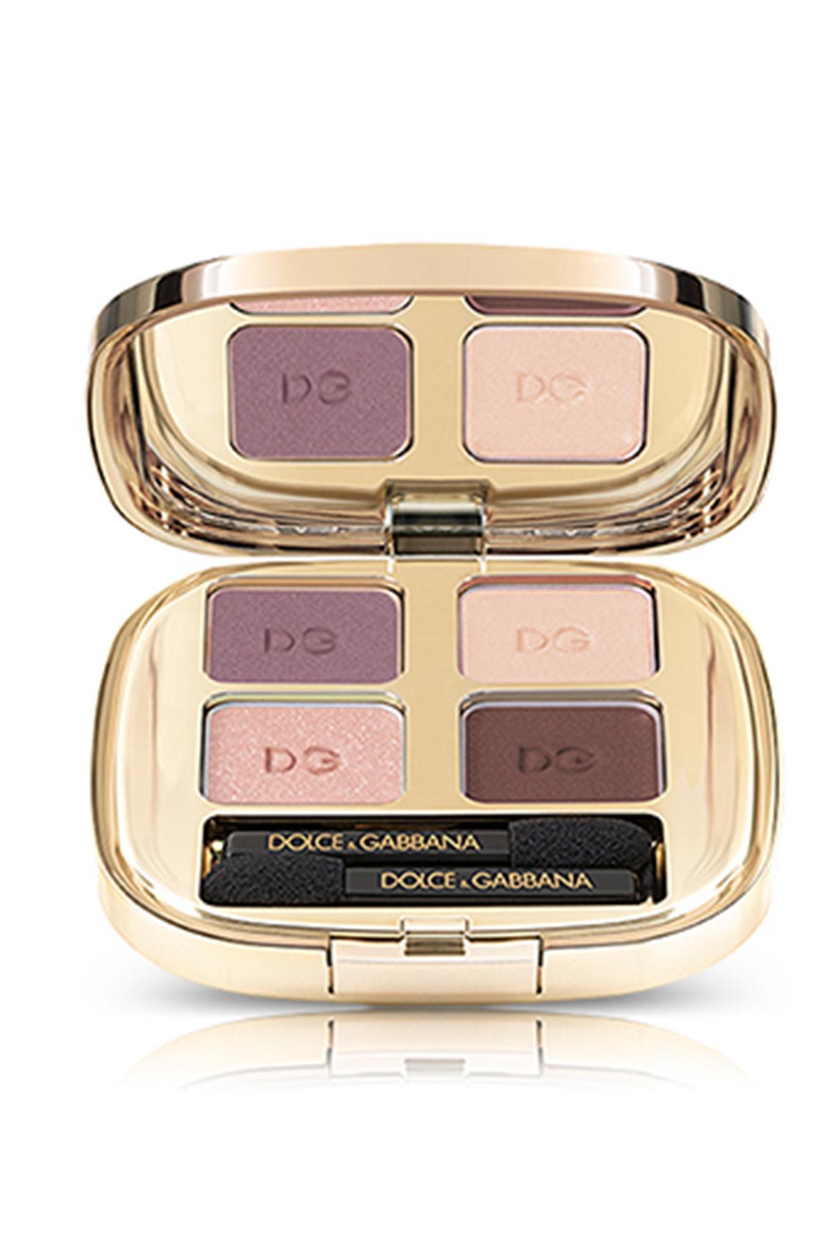 Dolce Gabbana Smooth Eye Colour Quad Göz Farı 140 Contrasts