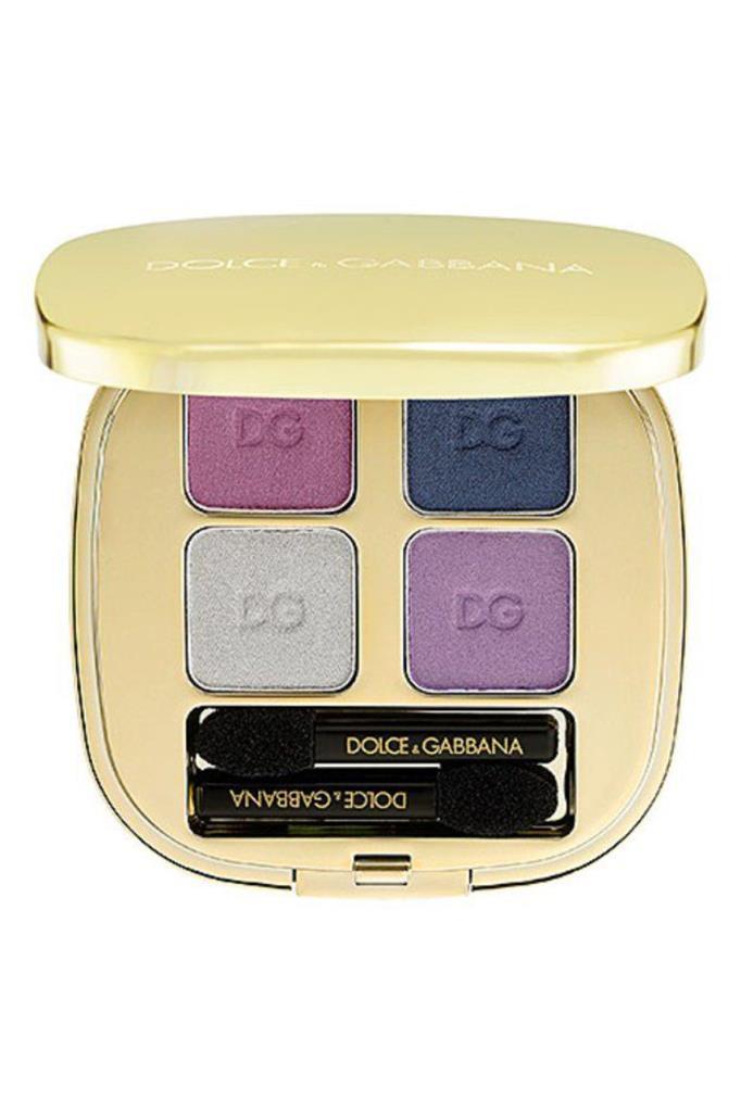 Dolce Gabbana Smooth Eye Colour Quad Göz Farı 170 Night