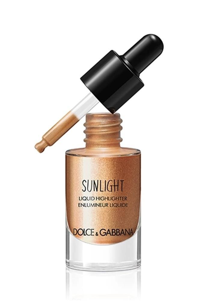 Dolce Gabbana Sunlight Liquid Highlighter 2 Sunset 15 ml