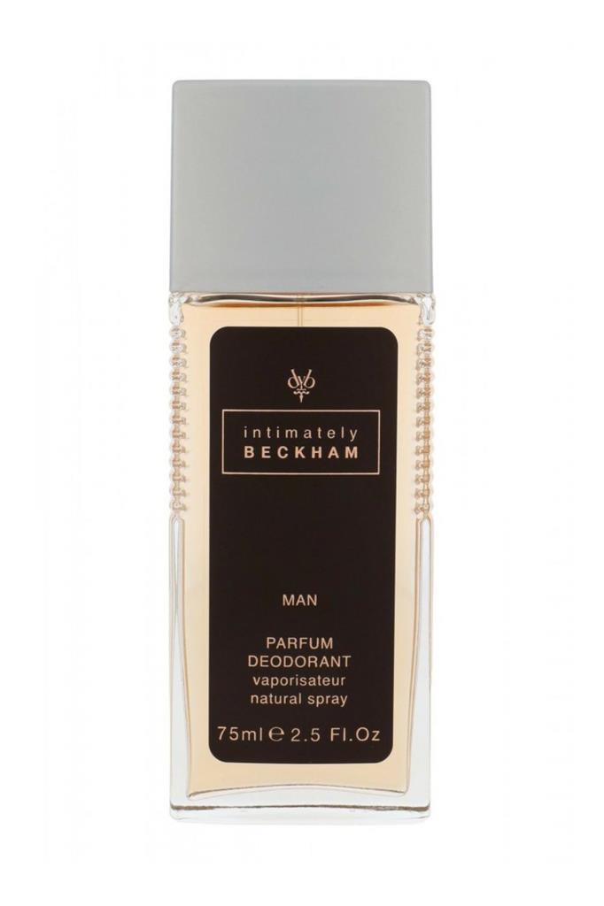 David Beckham Intimately Deodorant 75 ml