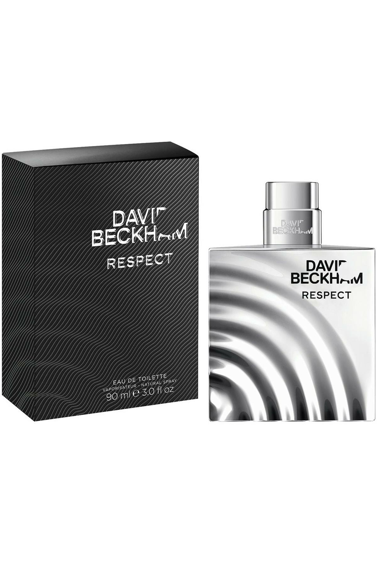 David Beckham Respect EDT 90 ml Erkek Parfüm