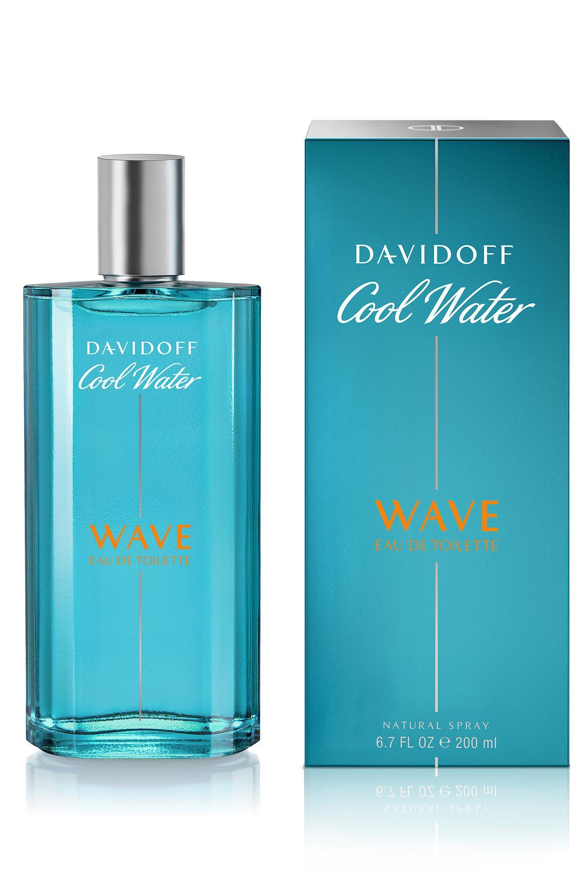 Davidoff Cool Water Wave EDT 200 ml Erkek Parfüm
