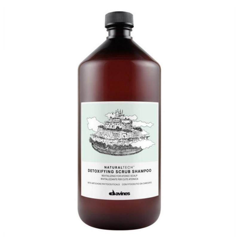 Davines Detoxifying Scrub Şampuan 1000 ml