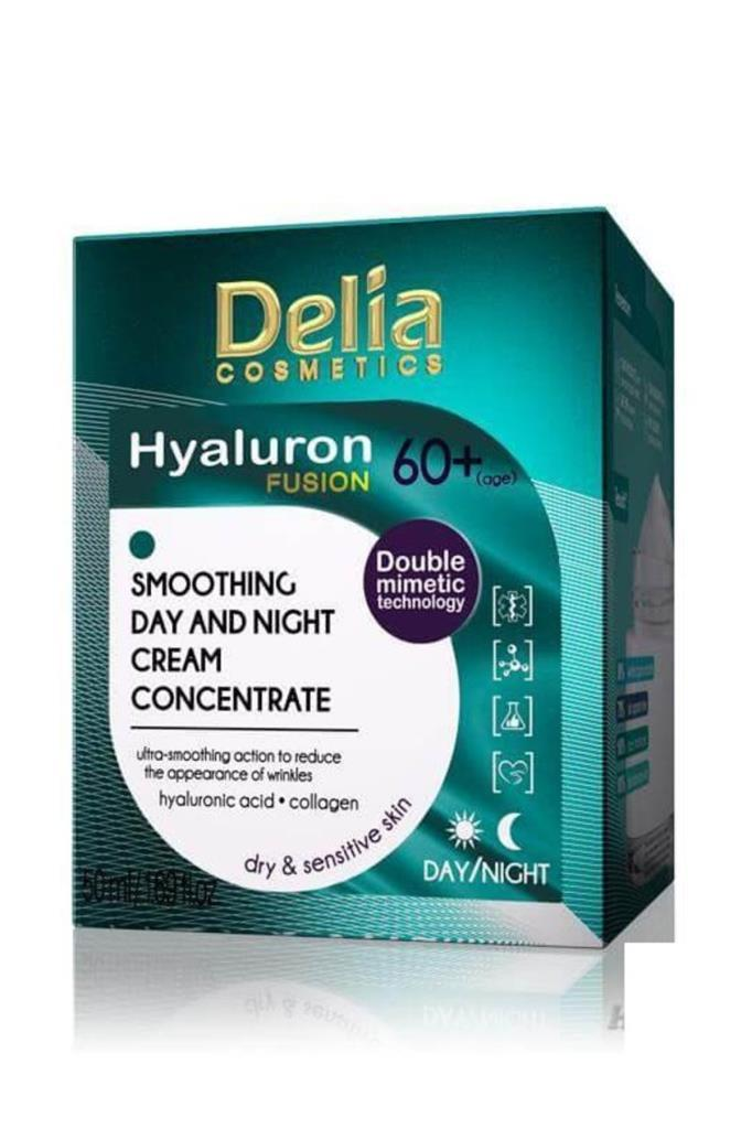 Delia Hyaluron Fusion Smoothing Day and Night Kremi 50 ml