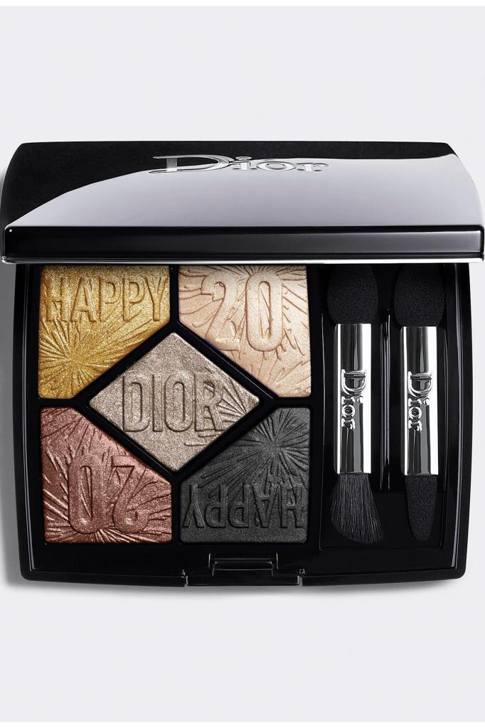 Dior 5 Couleurs Happy 2020 017 Celebrate Far Paleti