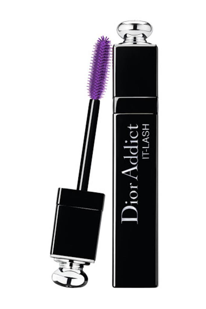 Dior Addict It Lash Mascara 982 It Violet Maskara