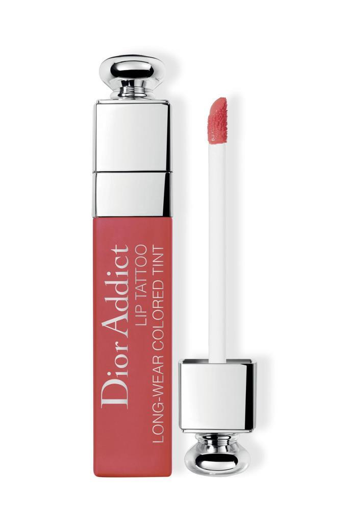 Dior Addict Lip Tattoo Backstage Pros 541 Natural Sienna Ruj