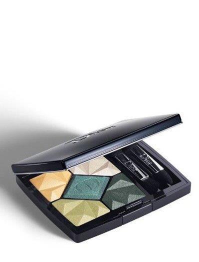 Dior Coul Eye Shadow 5 Couleurs - Göz Farı Emerald 347
