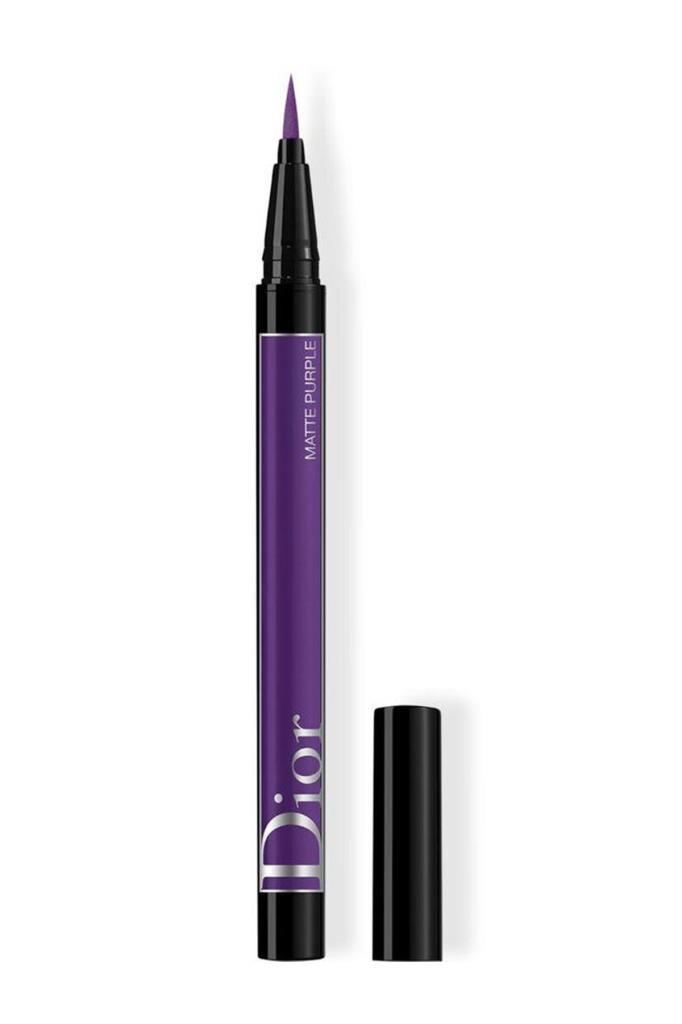 Dior Diorshow On Stage Liner Waterproof 176 Matte Purple Eyeliner