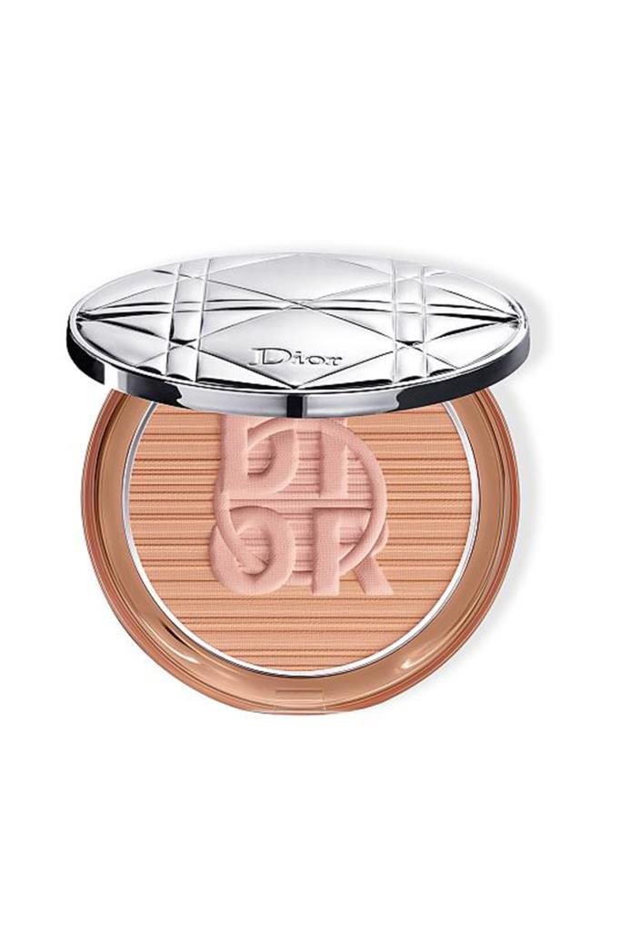 Dior Diorskin Mineralnude Bronze Color Games 01 Light Flame Pudra