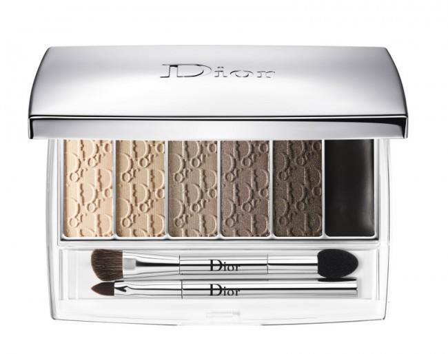 Dior Eye Reviver Backstage Pros Eye Palette 001 Far Paleti