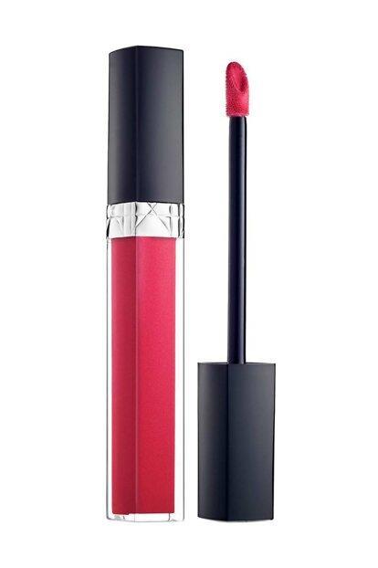 Dior Rouge Brillant Lipshine Care 766 Rose Harpers Ruj