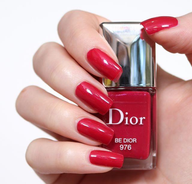 Dior Vernis Nail Lacquer 976 Be Dior Oje