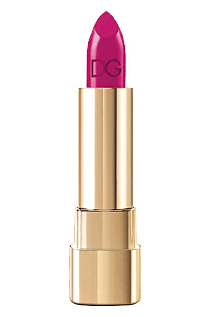 Dolce Gabbana Classic Cream Lipstick 255 Shocking Ruj