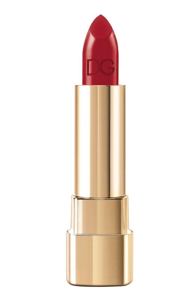 Dolce Gabbana Classic Cream Lipstick 630 Black Magic Ruj