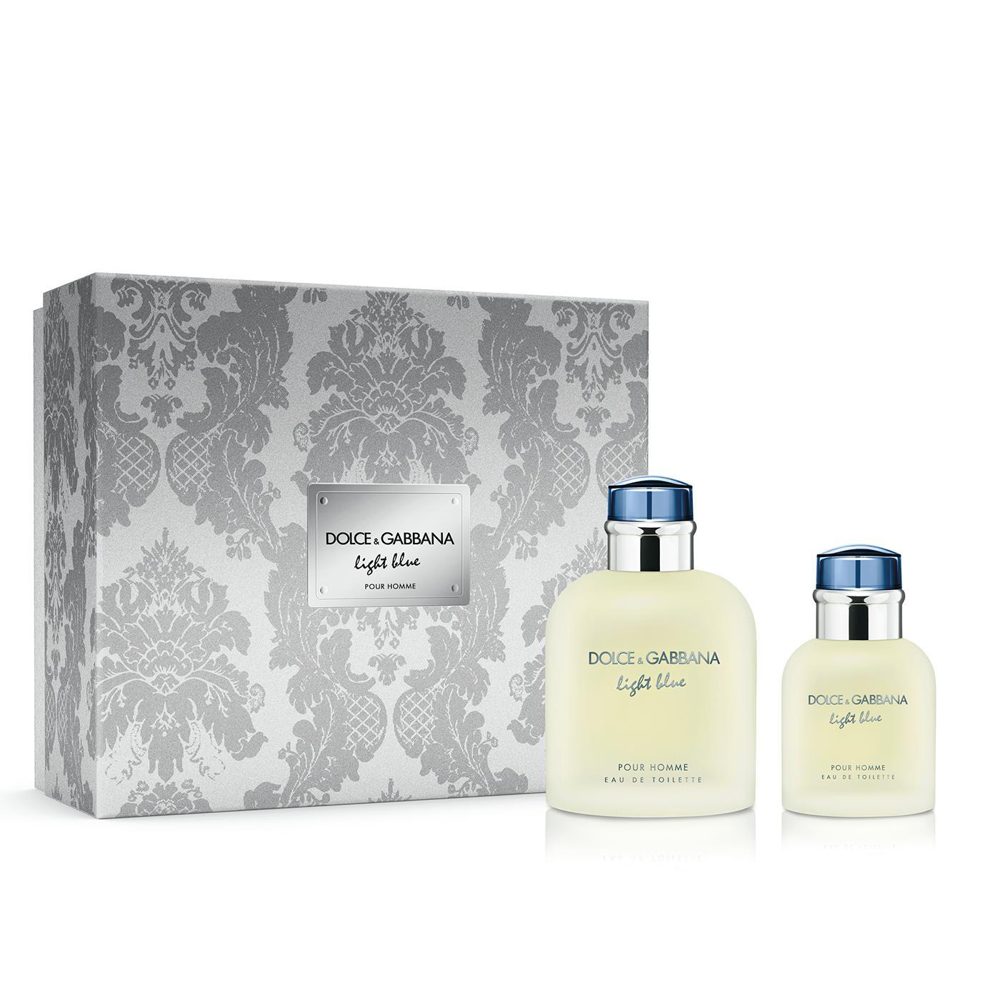 Dolce&Gabbana Light Blue EDT 125 ml Erkek Parfüm Seti