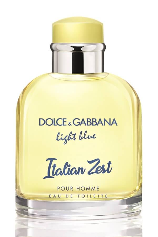 Dolce Gabbana Light Blue Italian Zest EDT 125 ml Erkek Parfüm