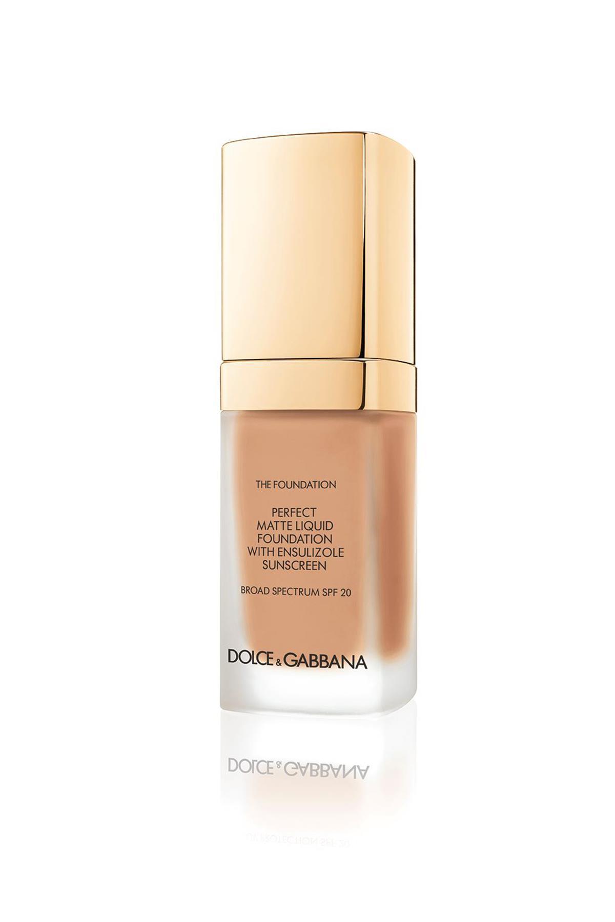 Dolce Gabbana Perfect Matte Liquid Fondöten 144 Bronze