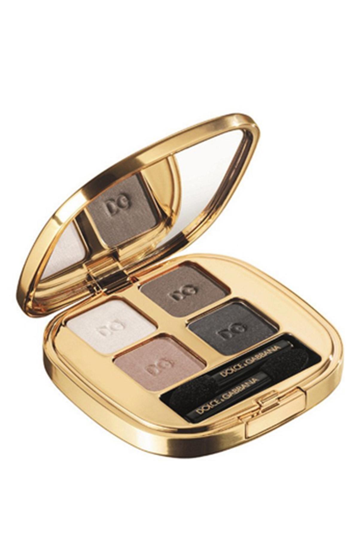 Dolce Gabbana Smooth Eye Colour Quad Göz Farı 100 Femme Fatale