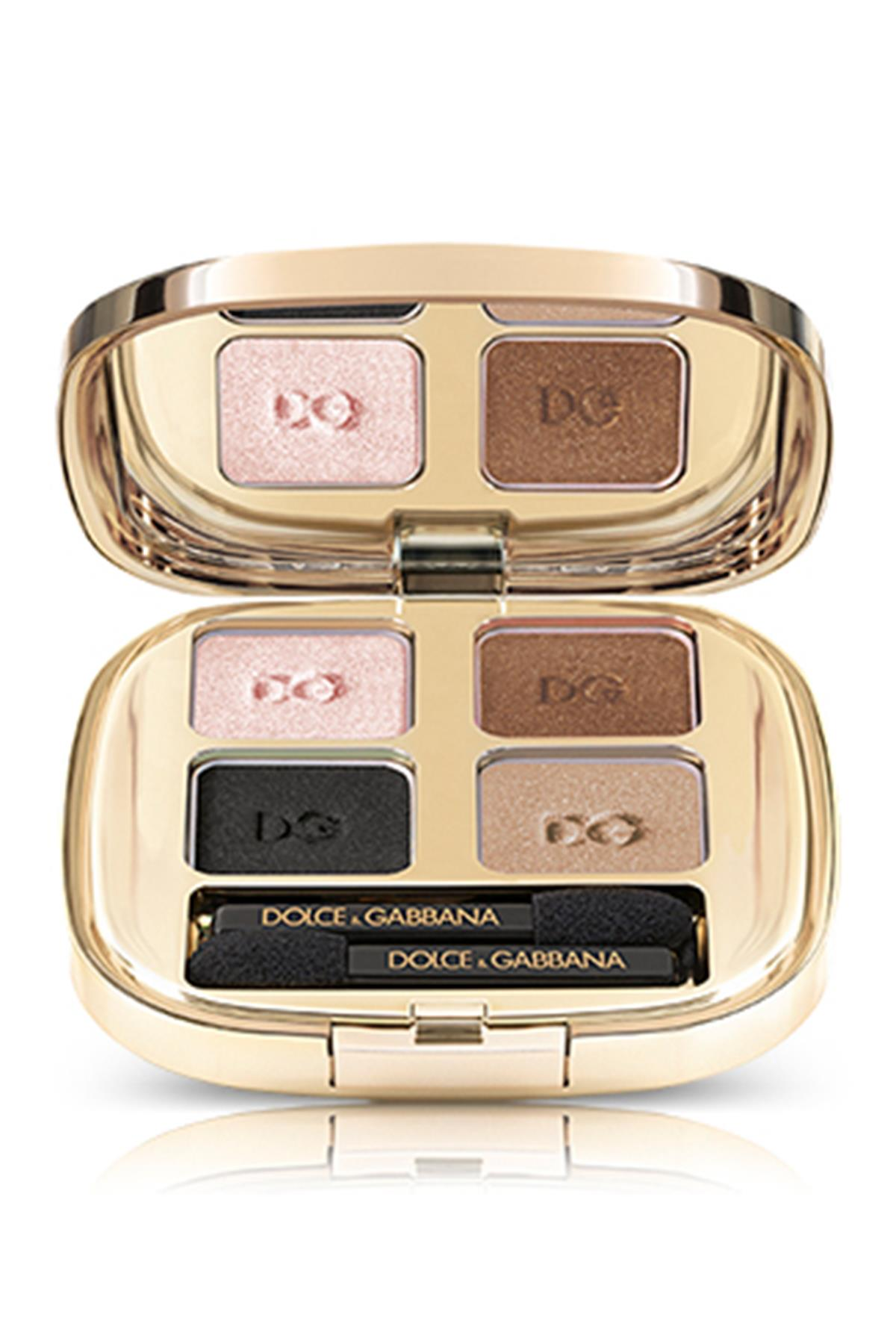 Dolce Gabbana Smooth Eye Colour Quad Göz Farı 105 Smoky