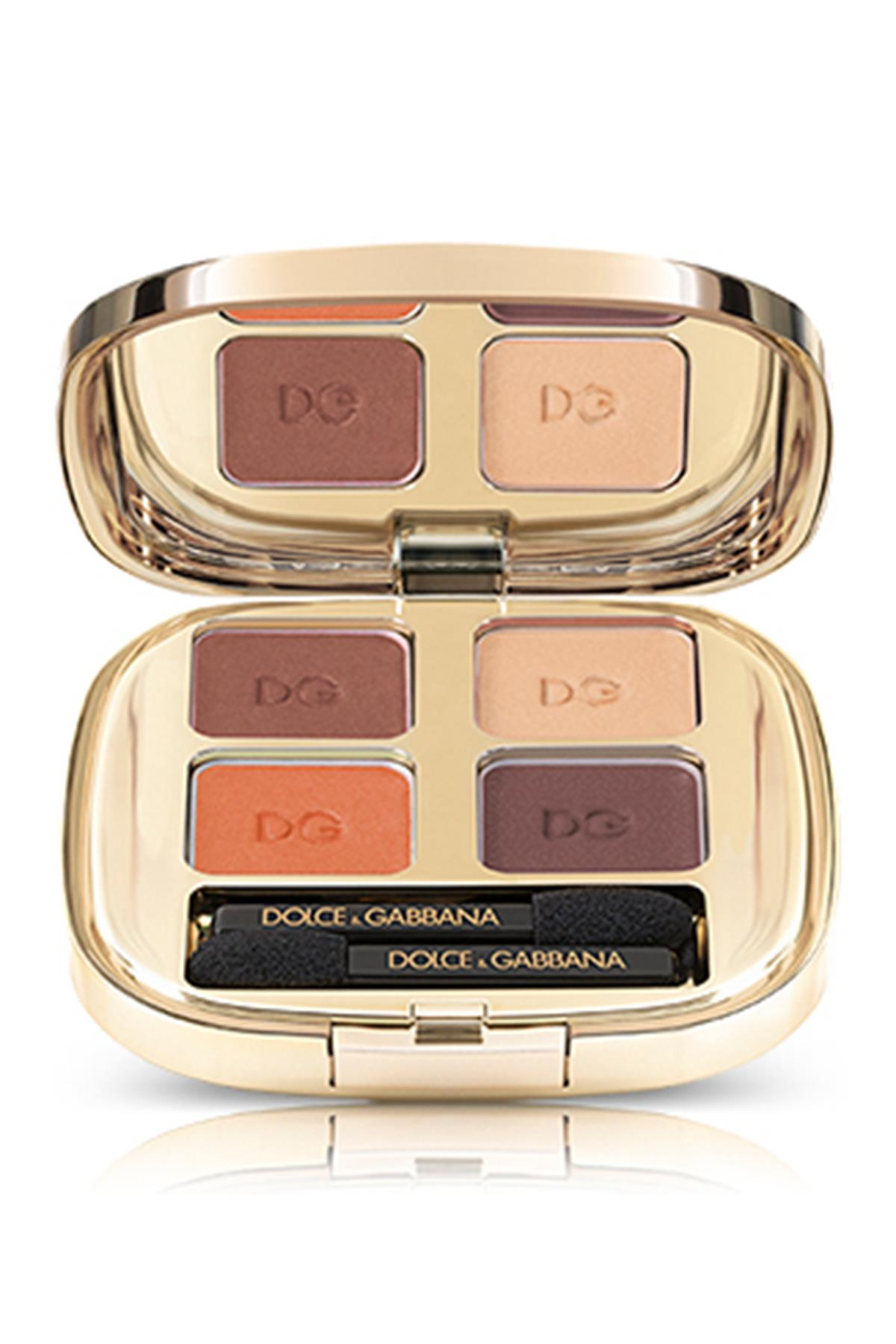 Dolce Gabbana Smooth Eye Colour Quad Göz Farı 115 Cocoa