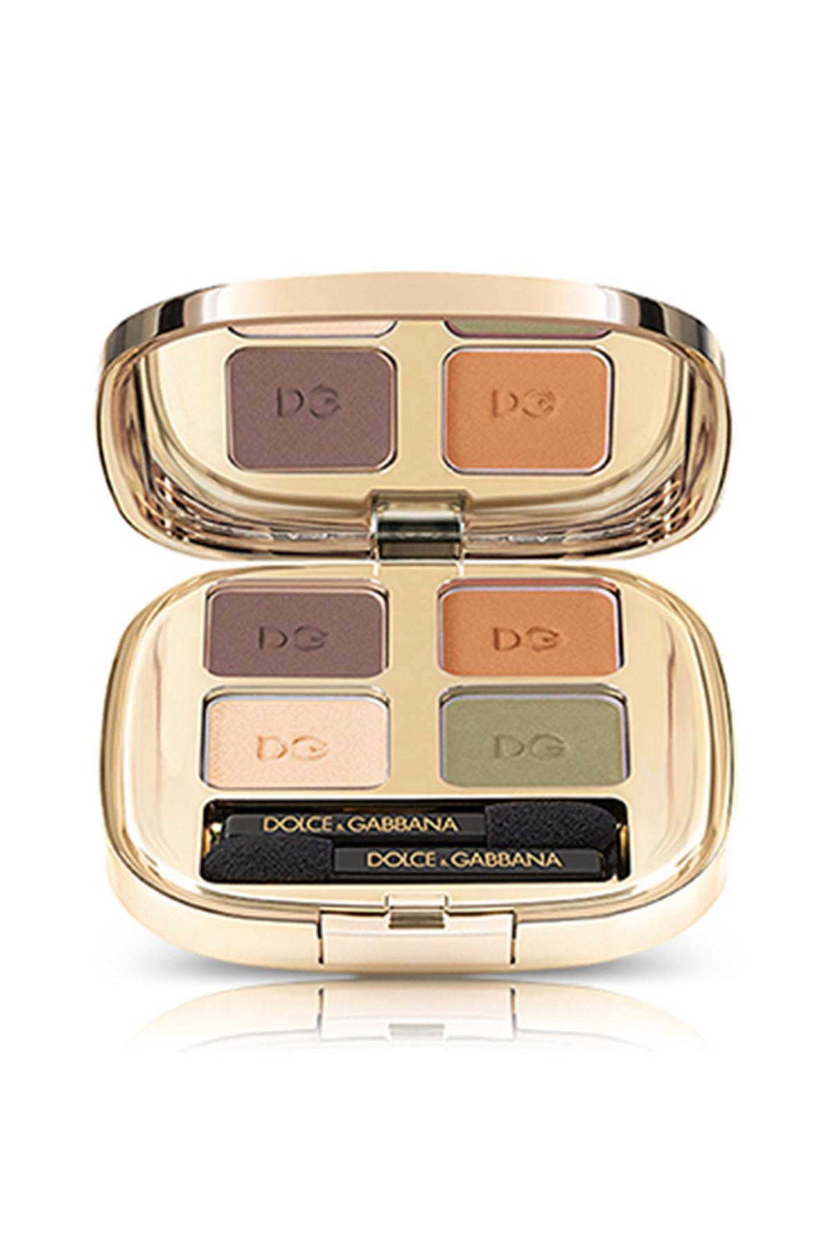 Dolce Gabbana Smooth Eye Colour Quad Göz Farı 120 Mediterraneo