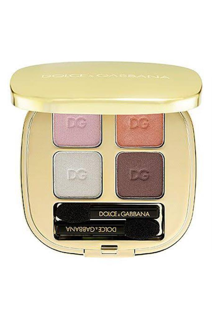 Dolce Gabbana Smooth Eye Colour Quad Göz Farı 142 Jewels